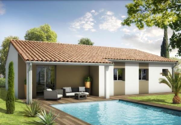 Maison  3 pièces + Terrain 420 m² Bompas par ALLIANCE MAISON
