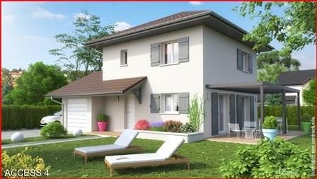 Maison  5 pièces + Terrain 700 m² Saint-Sixt par MAISONS ET CHALETS DES ALPES MCA