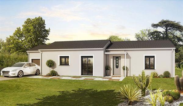 Maison  5 pièces + Terrain 518 m² Gradignan par Demeures d'Aquitaine
