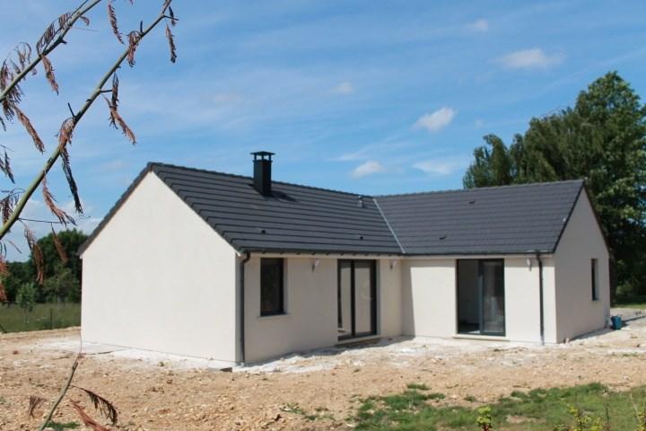 Maison  5 pièces + Terrain 550 m² Courcelles-sur-Seine par Maisons PHENIX Evreux