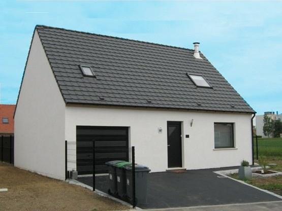 Maison  5 pièces + Terrain 1500 m² Épretot par Maisons Phénix Le Havre
