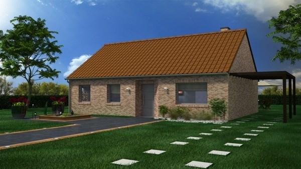 Maison  5 pièces + Terrain 433 m² Warhem par Maison Castor St Omer
