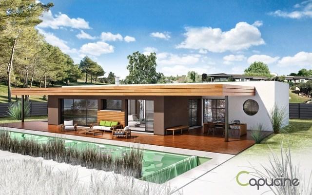 Maison  4 pièces + Terrain 2000 m² Montjoire par AMP MAISONS ET PAVILLONS