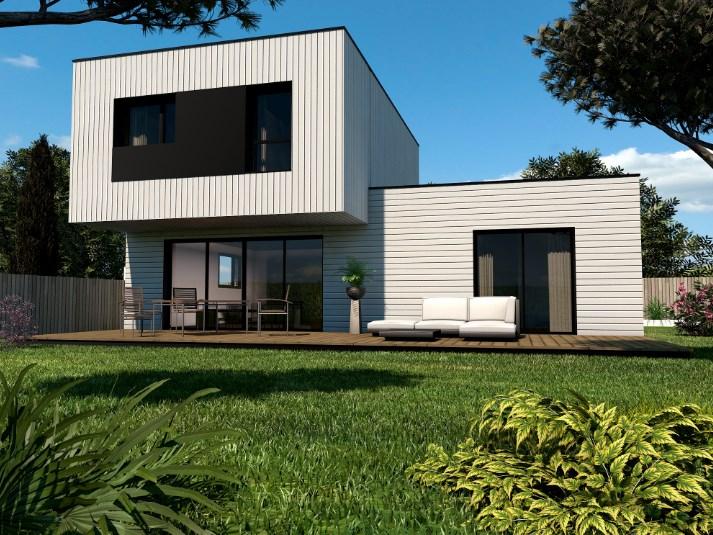 Maison  7 pièces + Terrain 800 m² Forges-les-Bains par PRIMOBOIS ESSONNE