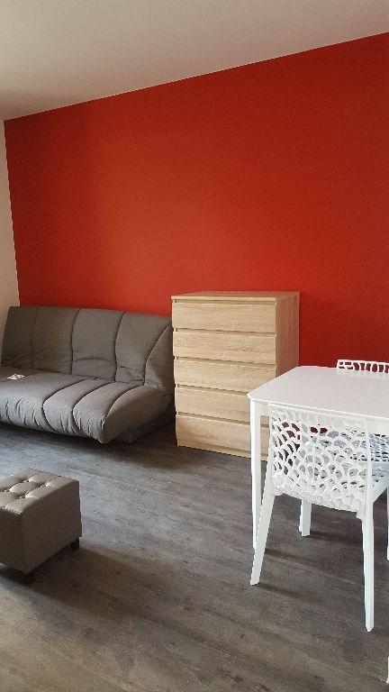 Location Studio 22,6m² Lyon 3ème