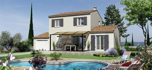 Maison  5 pièces + Terrain 321 m² Salon de Provence par VILLAS TRIDENT SALON DE PROVENCE