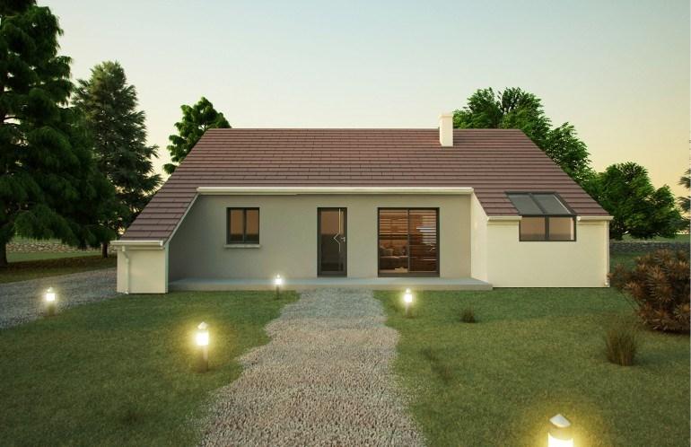 Maison  6 pièces + Terrain 800 m² Chalindrey (52600) par MAISONS D'EN FRANCE CHAMPAGNE & LORRAINE SUD
