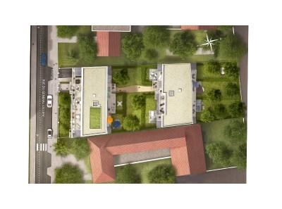 Les jardins de plaisance programme immobilier neuf rosny for Le jardin de plaisance 87