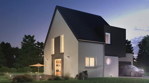 Maison  4 pièces + Terrain 530 m² Boron (90100) par IMMO REECHT