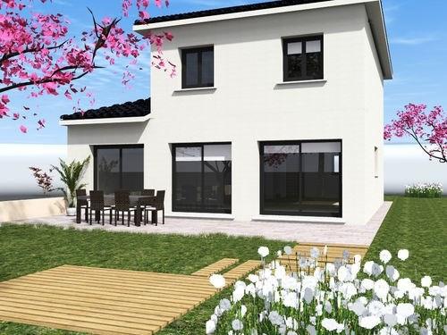 Maison  5 pièces + Terrain 887 m² Le Bois-d'Oingt par TRADICONFORT 69