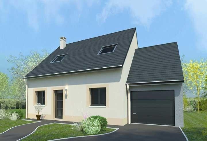 Maison  5 pièces + Terrain 596 m² Cuise-la-Motte par RESIDENCES PICARDES - AGENCE DE COMPIEGNE