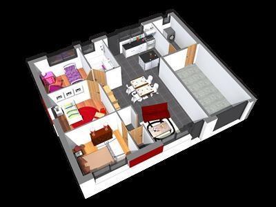 Maison  4 pièces + Terrain 635 m² Croignon par TANAIS HABITAT