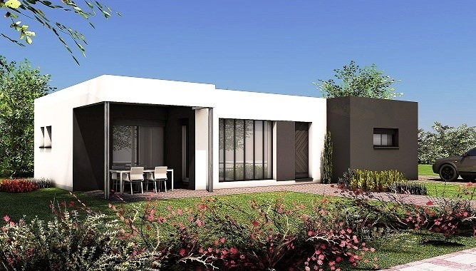 Maison  4 pièces + Terrain 1696 m² Saint-Benoît-de-Carmaux par MAISONS SOFIA