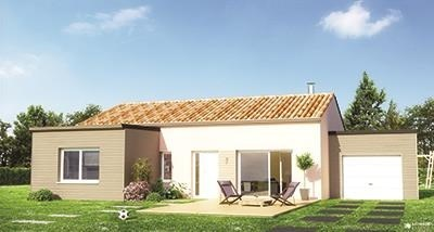 Maison  4 pièces + Terrain 1000 m² Fronton par MAISON FAMILIALE MONTAUBAN