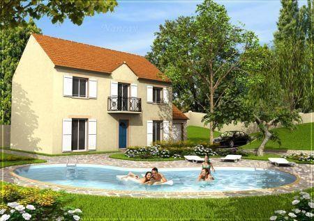 Maison  6 pièces + Terrain 400 m² Limoges-Fourches par MAISONS LENAC