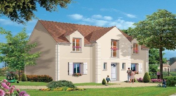 Maison  6 pièces + Terrain 698 m² Massy par L.D.T VIRY CHATILLON
