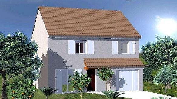 """Modèle de maison  """"Primevere 5 pièces"""" à partir de 5 pièces Seine-et-Marne par CARON CONSTRUCTION"""