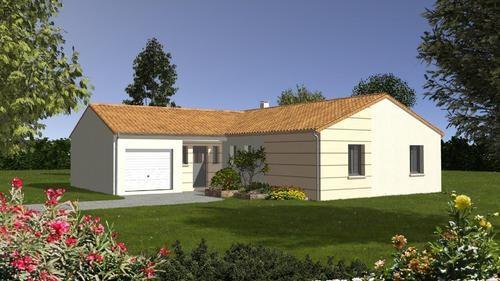 Maison  4 pièces + Terrain 466 m² Dieulouard par MAISONS OXEO