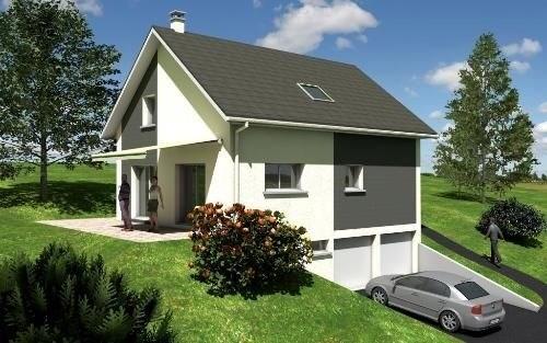 Maison  6 pièces + Terrain 562 m² Valdahon par LES MAISONS PATRICK BARBIER