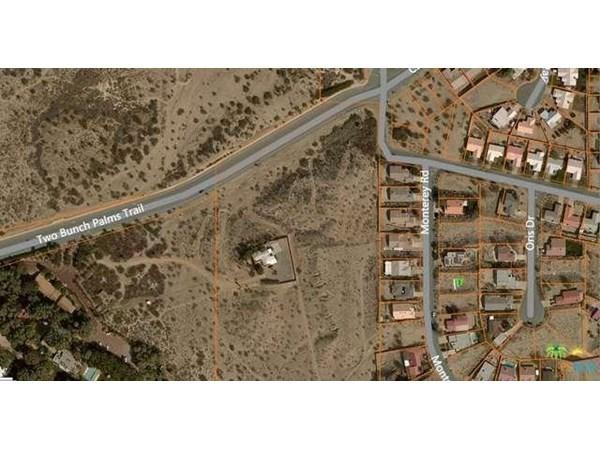 Vente Terrain 849m² Desert Hot Springs