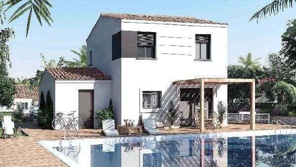 Maison  5 pièces + Terrain 250 m² Codognan par VILLAS BELLA 30