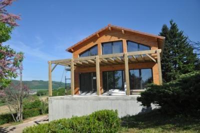 """Modèle de maison  """"Modèle de maison 3 pièces"""" à partir de 3 pièces Rhône par VAL DE SAONE BATIMENT"""