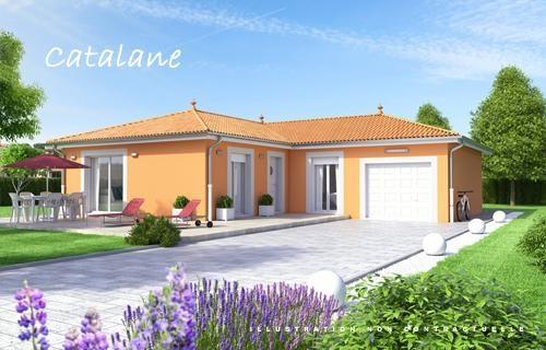 Maison  4 pièces + Terrain 602 m² Balan (01360) par BATI EST