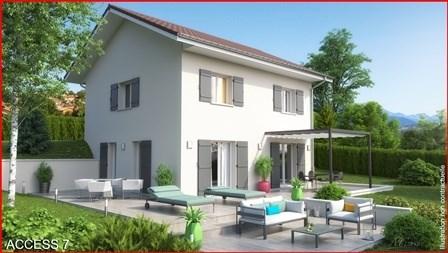 Maison  4 pièces + Terrain 1092 m² Habère-Poche par MAISONS ET CHALETS DES ALPES MCA