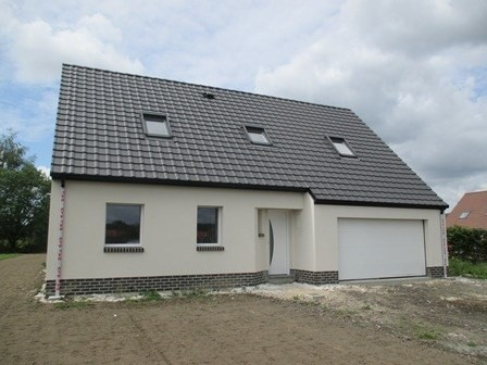 Maison  5 pièces + Terrain 548 m² Templeuve par MAISON FAMILIALE - Lille