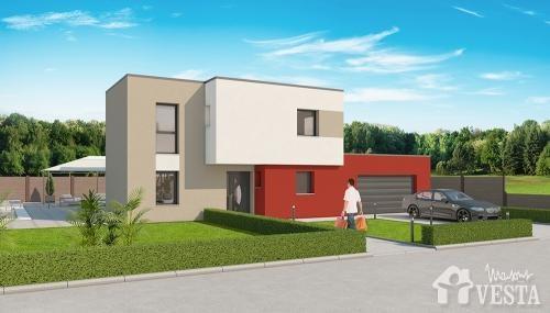 Maison  5 pièces + Terrain 1927 m² Chérisey par VESTA ESPACES
