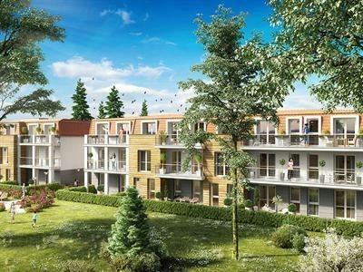 Les jardins debussy programme immobilier neuf magny les for Jardin de cocagne magny les hameaux