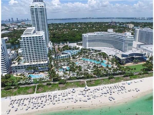 Vente Appartement 3 pièces 93m² Miami Beach