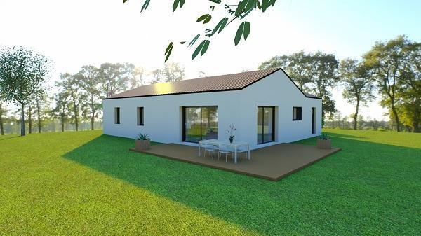 Maison  5 pièces + Terrain 542 m² La Bruffière (85530) par MAISONS NEHO