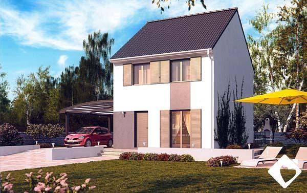 Maison  5 pièces + Terrain 549 m² Guérande par MAISONS PIERRE