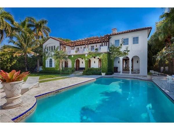 Vente Maison 11 pièces 610m² Miami Beach