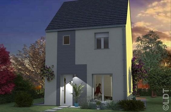 Maison  3 pièces + Terrain 374 m² Amiens par L.D.T AMIENS