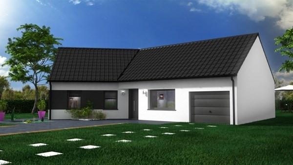 Maison  3 pièces + Terrain 580 m² Divion par Maison Castor Lens