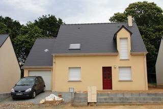 Maison  6 pièces + Terrain 548 m² Saint-Aignan par VILLADEALE VANNES