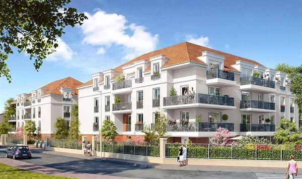 Le major programme immobilier neuf acheres propos for Immobilier neuf idf
