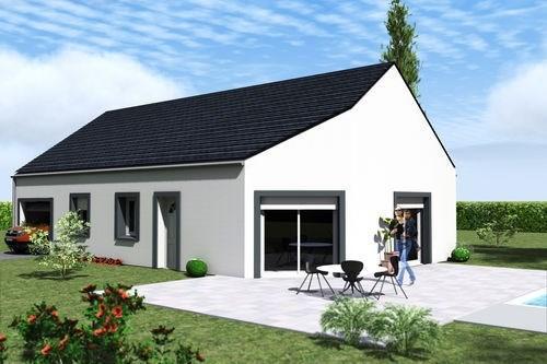 Maison  5 pièces + Terrain 576 m² Sombernon par MAISONS LENAC