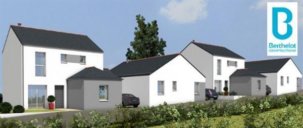 Maison  4 pièces + Terrain 226 m² Ancenis par BERTHELOT CONSTRUCTIONS