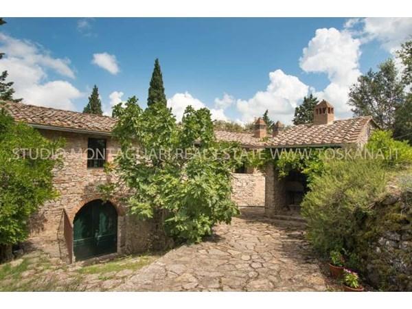 Vente  856m² Castelnuovo Berardenga