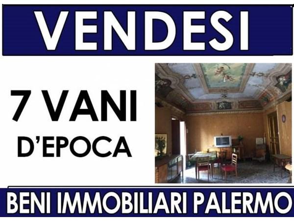 Vente Appartement 6 pièces 180m² Palermo