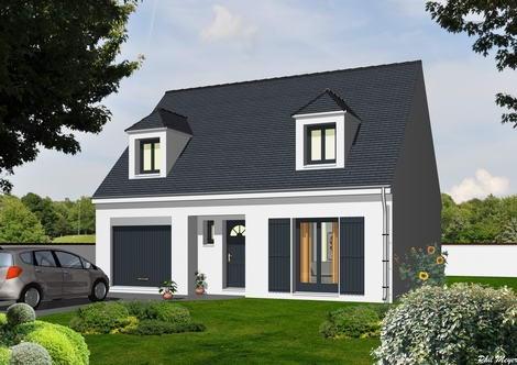 Vente Projet de construction 82m² Briis-sous-Forges