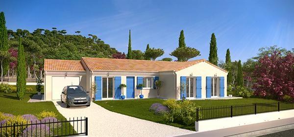 Maison  6 pièces + Terrain 795 m² Saint-Jory par MAISONS PIERRE
