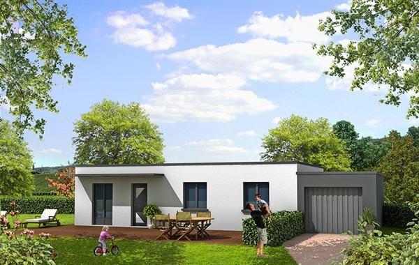 Maison  5 pièces + Terrain 600 m² Dreux (28100) par MAISONS BARILLEAU