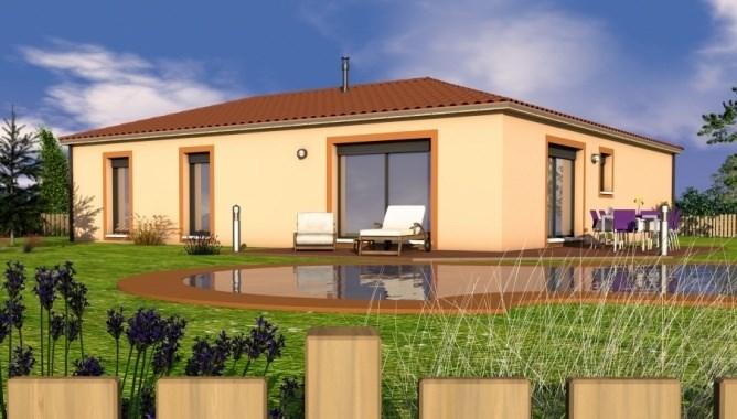 Maison  4 pièces + Terrain 1900 m² Sonnac par MAISONS SEGONDS