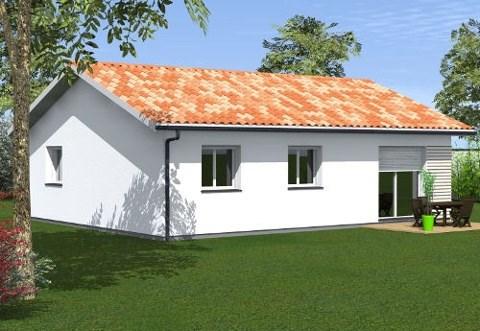 Maison  4 pièces + Terrain 1400 m² Serres-Gaston par MAISONS CONFORECO - AGENCE MONT DE MARSAN
