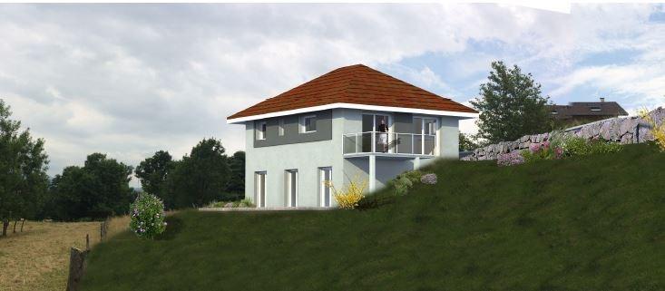 Maison  4 pièces + Terrain 600 m² Novalaise par ARTIS