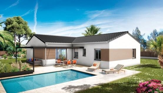 Maison  5 pièces + Terrain 800 m² Villefranche de Lauragais par MAISONS CLAIR LOGIS TOULOUSE-SUD